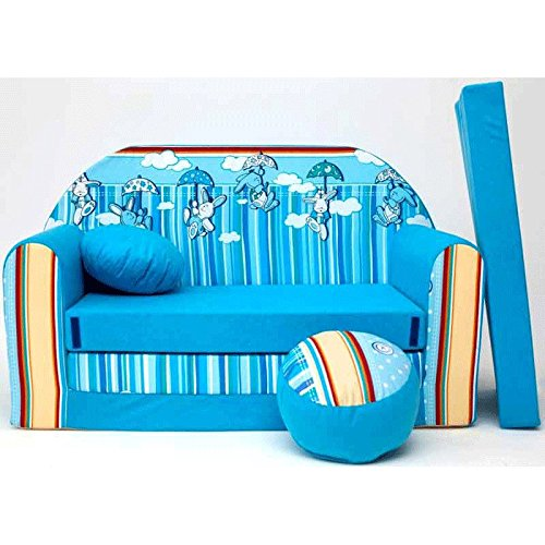 neo4kids kindersofa bettfunktion. Black Bedroom Furniture Sets. Home Design Ideas